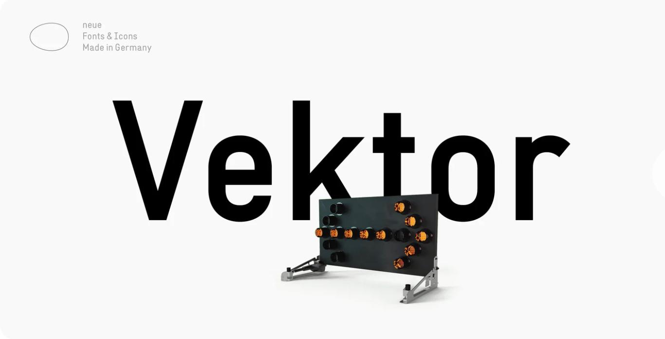 Neue Vektor A
